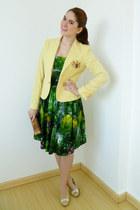 light yellow blazer Ralph Lauren jacket