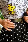 Black-polka-dot-dress-ralph-lauren-dress-black-clutch-asos-purse