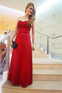 Red-formal-dress-dress