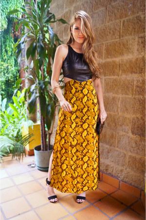maxi dress Pasarela dress