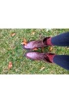 boots - tights - socks