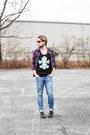 Steve-madden-boots-wesc-jeans-plaid-shirt-forever-21-shirt