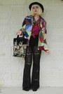 Vintage-hat-vintage-jacket-forever-21-pants-forever-21-blouse