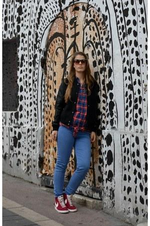 Comptoir des Cotonniers jeans - nike sneakers