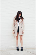 black Circus by Sam Edelman boots - neutral free people coat