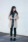 Black-shellys-london-boots-beige-free-people-coat-black-talley-jeans
