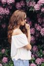 Sky-blue-redone-levis-jeans-light-brown-vintage-bag-white-mutma-heels