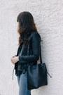 White-jeffrey-campbell-shoes-blue-levis-jeans-black-azalea-jacket