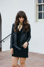 Black-zara-boots-black-missguided-dress-black-azalea-coat