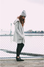 Black-shellys-london-boots-heather-gray-hat-dark-gray-free-people-top
