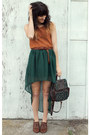 Diy-bag-high-low-from-romwe-skirt-lace-forever-21-top