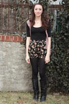 floral Dorothy Perkins shorts