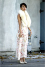 Vintage-floral-vintage-dress-fur-stole-vintage-scarf-the-caravan-bag