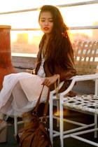 chain bracelet Max Azria bracelet - tulle skirt Style Sofia skirt