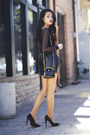 Leather-shorts-romwe-shorts-style-stalker-dress