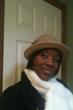 Target hat - Target scarf - Ralph Lauren sweater