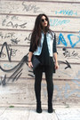 Black-pull-bear-boots-black-h-m-leggings-black-dolce-gabbana-bag