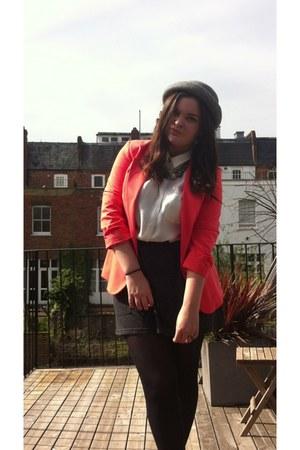 Primark blazer - Isabella Oliver shirt