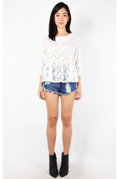 TheScarletRoom blouse