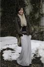 Target-boots-jcrew-jacket-gap-scarf-maxi-nordstrom-skirt