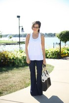 Gap jeans - Urban Outfitters bag - Old Navy top