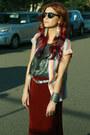 Vintage-blouse-vintage-blouse-vintage-blouse-pegasus-crash-burn-top