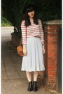Black-topshop-boots-striped-top-light-blue-pleated-midi-skirt