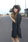 Black-patent-zara-boots-dark-green-slip-lace-zara-dress