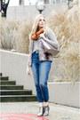 Heather-gray-ankle-boots-aldo-boots-blue-boyfriend-jeans-american-eagle-jeans