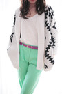 Yesfor-sweater-h-m-shirt-h-m-pants-deezee-pumps-h-m-belt