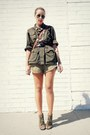 Olive-green-kohls-boots-army-green-army-surplus-jacket-dark-brown-coach-bag-
