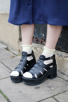 Black-chunky-heels-the-whitepepper-sandals