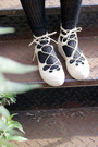 Ivory-lace-up-shoes-the-whitepepper-shoes