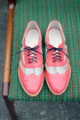 Coral-neon-the-whitepepper-shoes