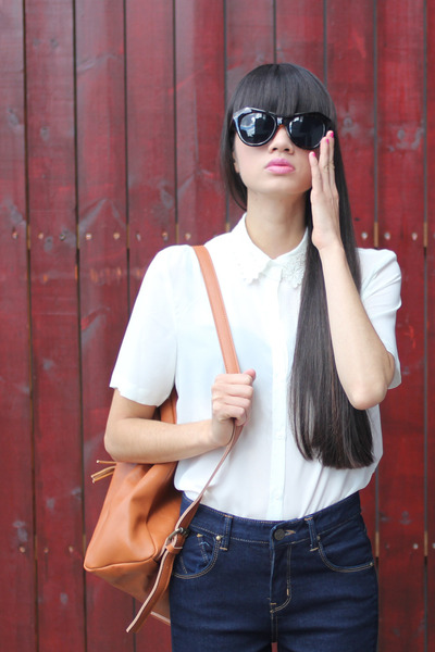 THE WHITEPEPPER blouse