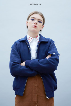 THE WHITEPEPPER jacket - THE WHITEPEPPER jacket - THE WHITEPEPPER dress