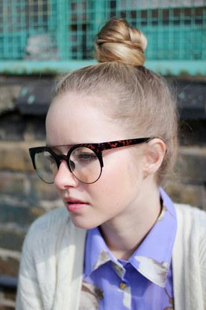 THE WHITEPEPPER glasses