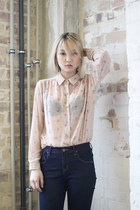Peach-floral-the-whitepepper-blouse