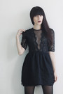 Black-lace-jones-and-jones-dress