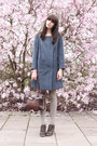 Dark-brown-shoes-blue-h-m-coat-heather-gray-h-m-tights-dark-brown-vintage-