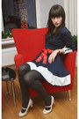 Navy-wholesale-dressnet-dress
