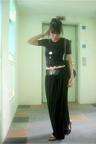 skirt - top -