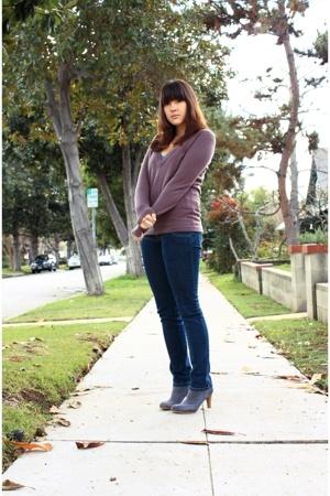 Alexander Wang sweater - Cheap Monday jeans - Miry boots