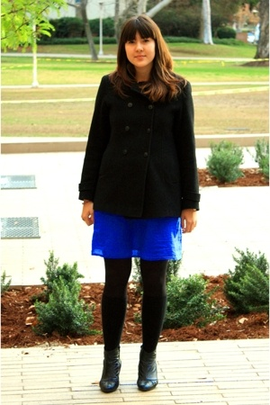 Old Navy dress - Nordstrom jacket