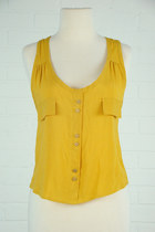 button tank threadcase top