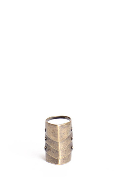 bronze brass ring