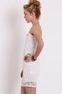 Ivory Dresses