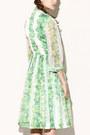 Green-floral-vintage-dress