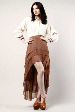 Thrifted & Modern skirt
