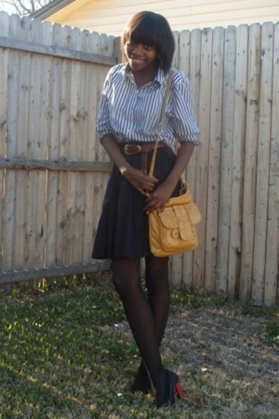 shirt - Forever21 skirt - Forever21 shoes